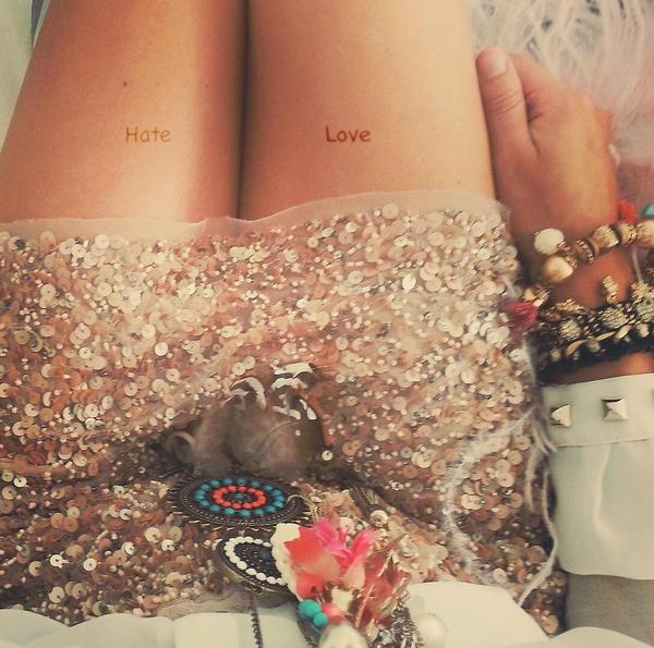 HateLove by k-i-mm-i-e
