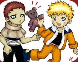 Naruto -  Teddybear by Petshop17