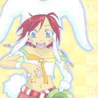 Bunny Jester by Petshop17