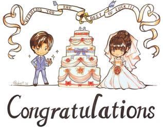 Wedding Wishes by Petshop17