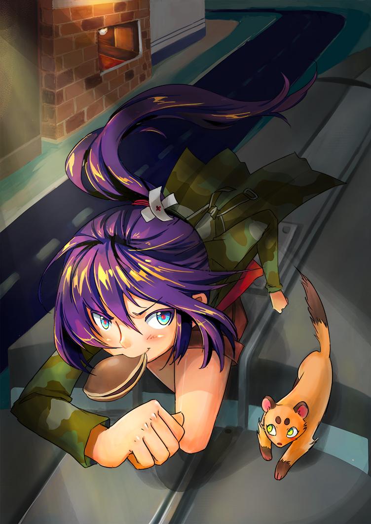 Dorayaki Girl