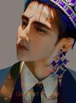 Portrait study: Son Tung M-TP
