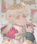 Commission: Aki