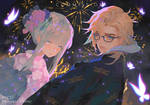 Commission: Fireworks