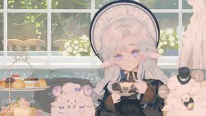Commission: Afternoon Tea
