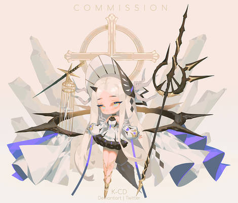 Commission: Apostate