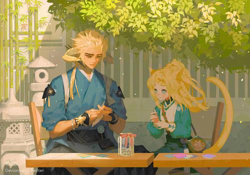 Commission: Sunshine