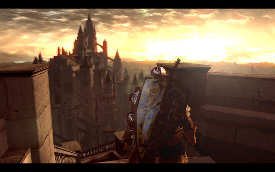 What is Souls actually like? Dark_souls__anor_londo_by_robdelamorte-d5g1h5l