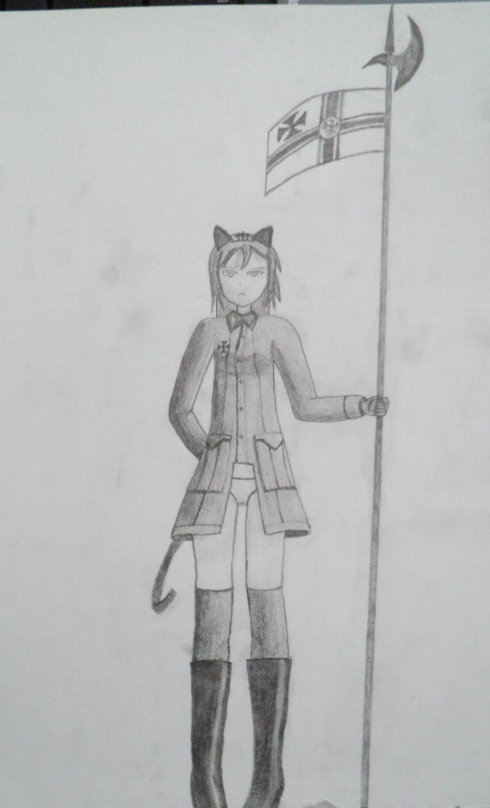 Heinrike prinzessin sketch by itsthedust