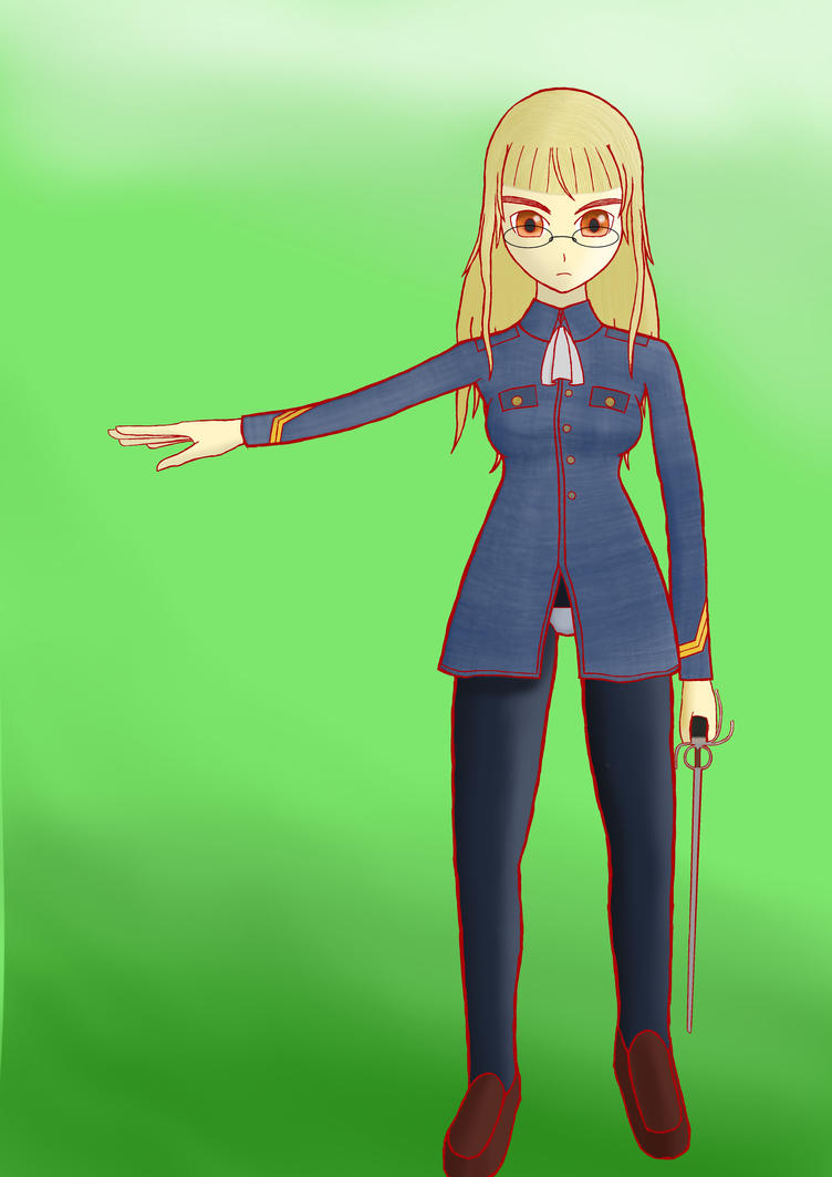 Perrine by itsthedust
