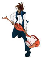 Eddie - Alice by eecomics