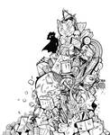 Imagination Dump Inks