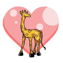 Giraffe For Jayna