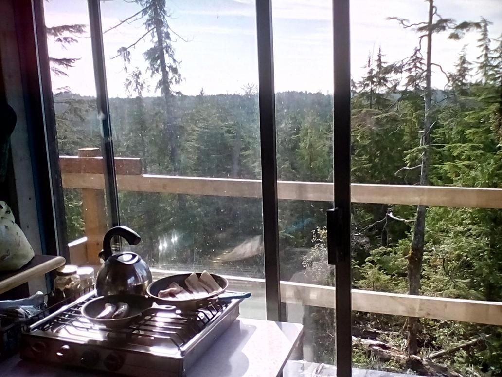 Breakfast view by Simidae