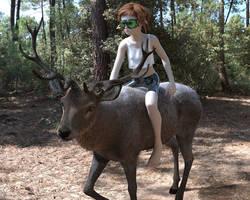Ed, Deer