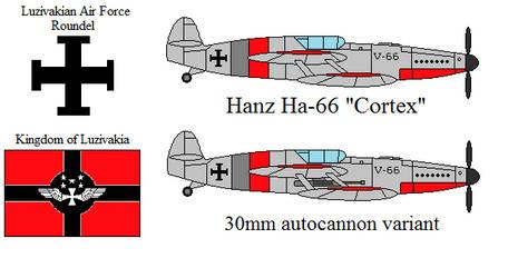 Hanz Ha-66 by Bacargi