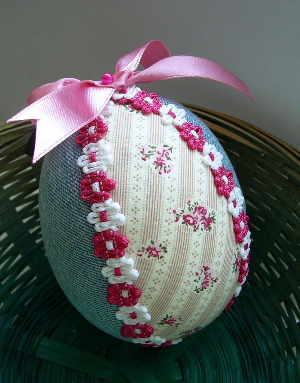 Pinky Flower Jeans Egg by Inca-17