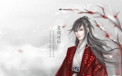 : Falling Plum Blossom - Jinxuan : by AngelGlows
