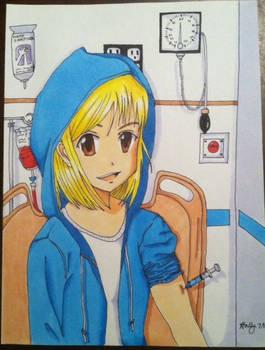 Hospital Scene (**READ DESC.**) by ShyOtaku-kun