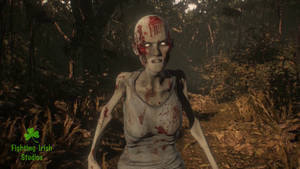 ROTZ Zombie in RE7 Enviroment #2