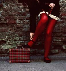 red trip by perhydrol