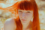 yara: sunny redhead