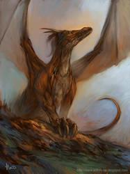 Red Dragon by jeffreylai
