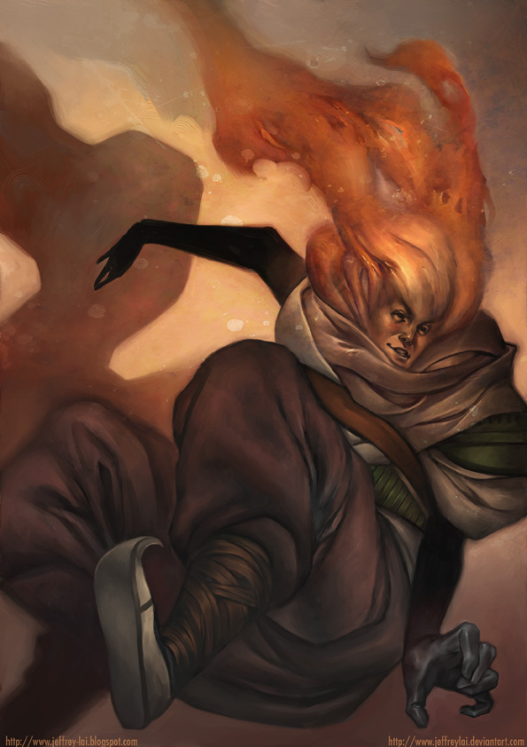 Firespit by jeffreylai