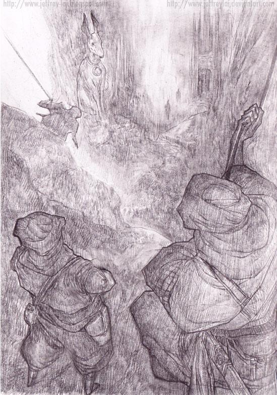 Bandits by jeffreylai