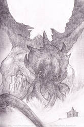 Cthulhu by jeffreylai