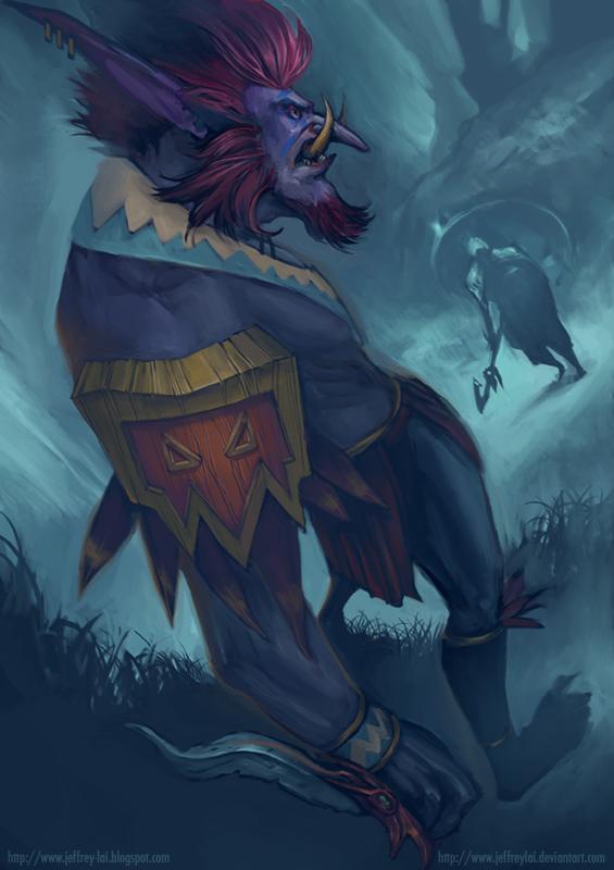 Troll by jeffreylai