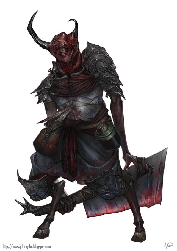 Butcher: colour by jeffreylai