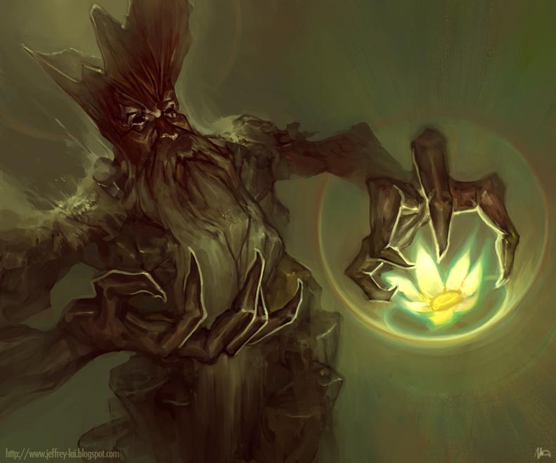 Glimmer by jeffreylai