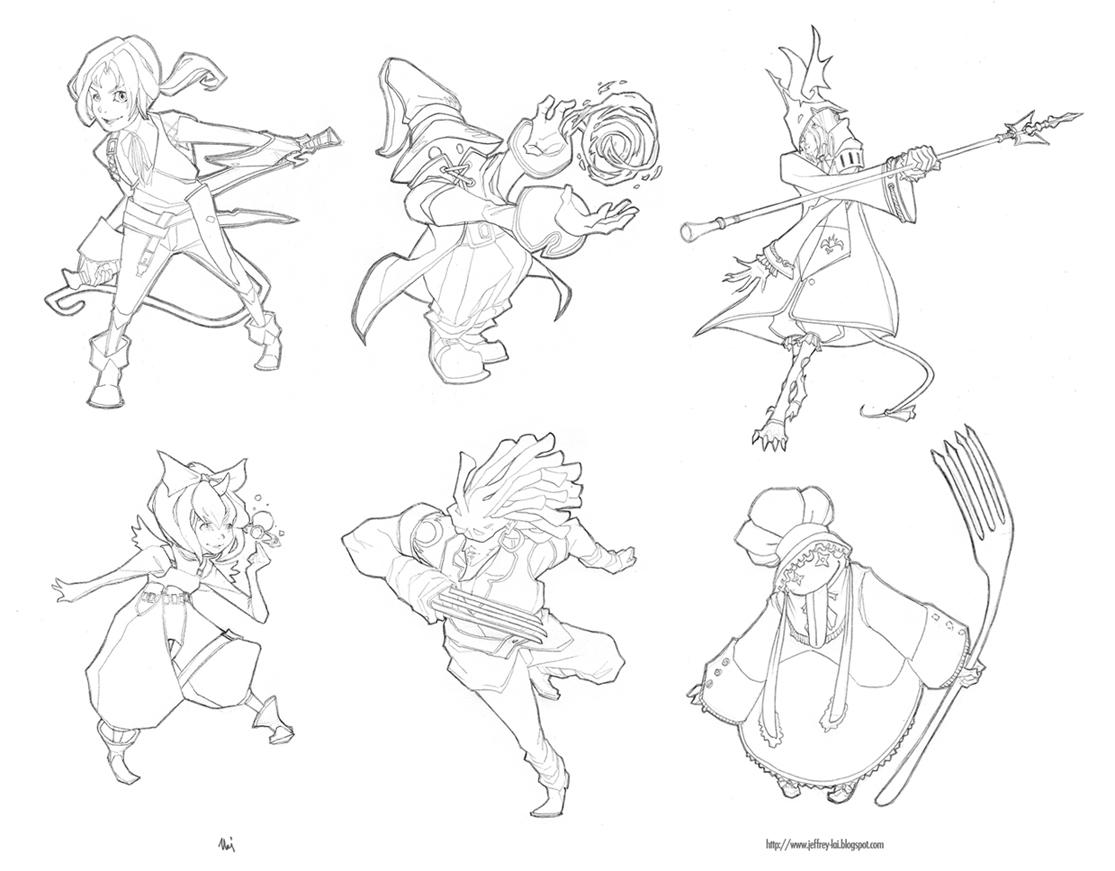 Final Fantasy IX by jeffreylai