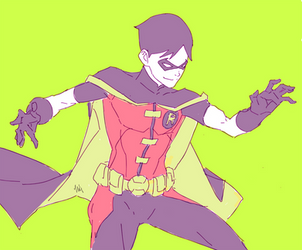Robin by jeffreylai