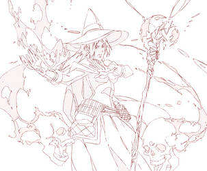 Witch by jeffreylai