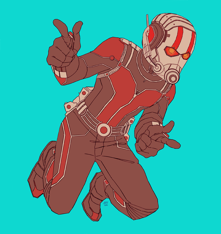 Antman 02 by jeffreylai