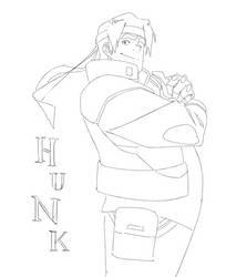 Hunk by jeffreylai