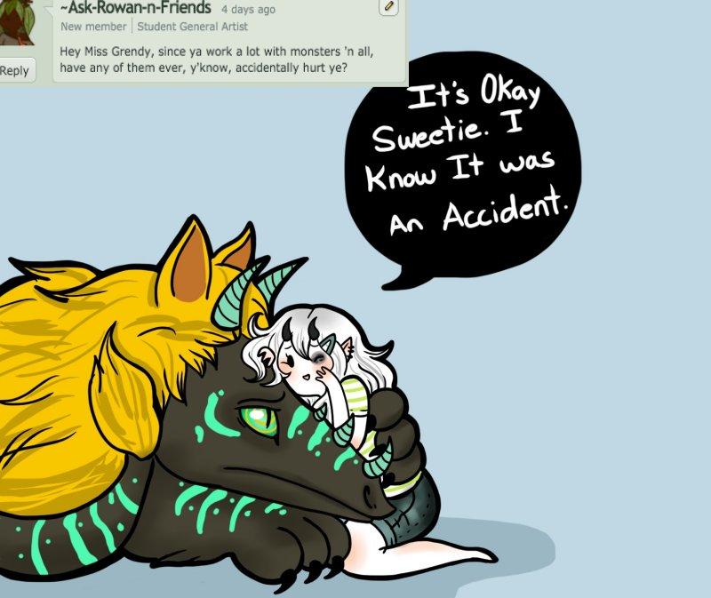 Q: Accident by AskGrendella