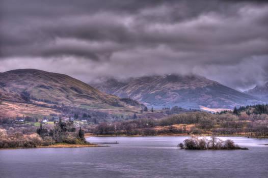 Castle on Loch Awe