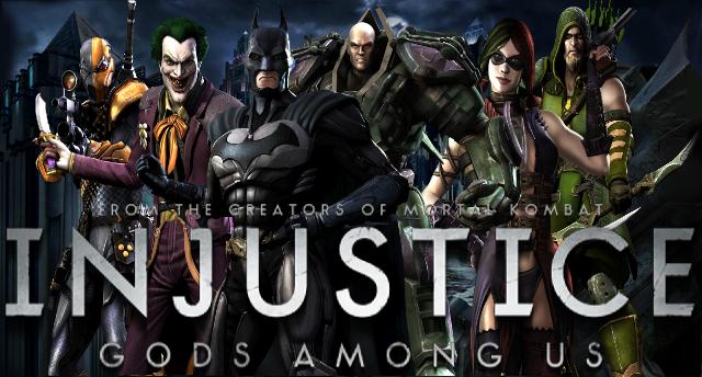 The Joker Injustice Insurgency Injustice Insurgency W...