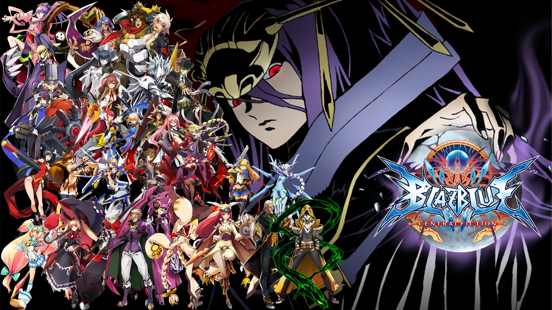 Blazblue Centralfiction Wallpaper By Yoink13 On Deviantart