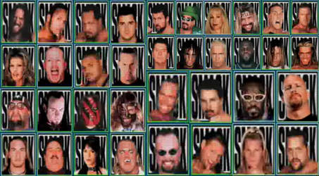 SD1 Roster Collage