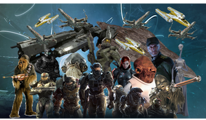 The Halo Effect UNSC Faction