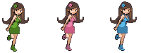 Pokemon Trainer Sprite 6 by sara1elo