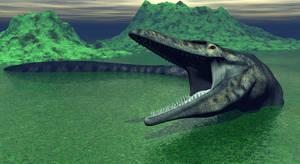 Tylosaurus 2