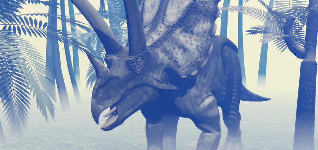 Titanoceratops by TeddyBlackBear2040