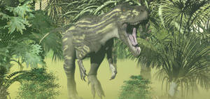 Torvosaurus by TeddyBlackBear2040