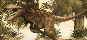 Bistahieversor The New Mexico Tyrannosaur. by TeddyBlackBear2040