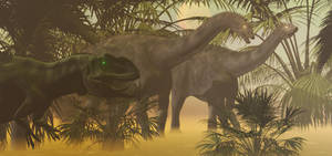 Chinese Jurassic Ambush